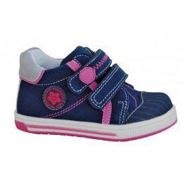 Protetika Dívčí kotníkové boty Albra - modré, EUR 20
