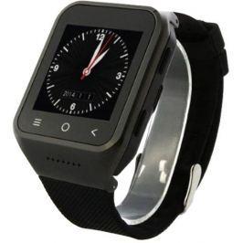 Chytré hodinky IMMAX SW2 SIM - černé