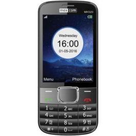 Mobilní telefon MaxCom Classic MM320 Single Sim - černý