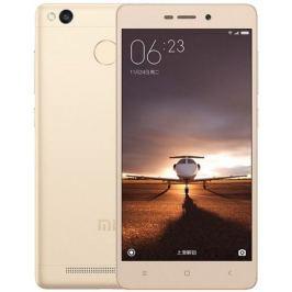 Xiaomi Redmi 3S CZ LTE 16 GB - zlatý