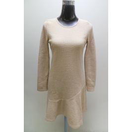 Dámské šaty Cristina Gavioli, béžové