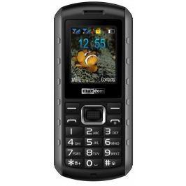 Mobilní telefon MaxCom MM901, Dual SIM, černý