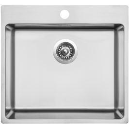 Sinks BLOCKER 540 V kartáčovaný
