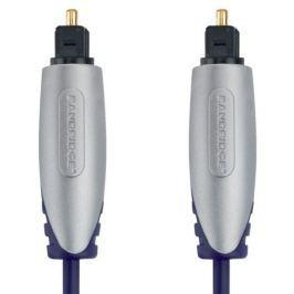 Bandridge Premium, optický, 1m, audio (BSAL5601)