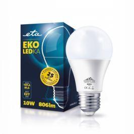 ETA EKO LEDka klasik, 10W, E27, teplá bílá (A60-PR-806-16A)