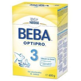 NESTLÉ Beba 3 OPTIPRO 600g
