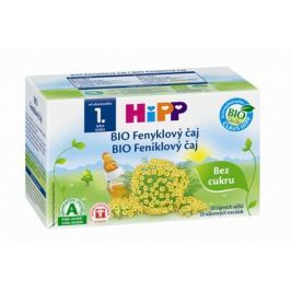 HIPP BIO Fenyklový čaj 20x1.5g n.s. 3600