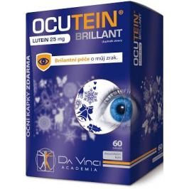 Ocutein Brillant Lutein 25mgDaVinci 60tob