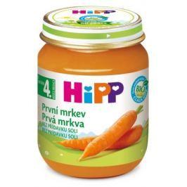 HIPP ZELENINA BIO První karotka 125g