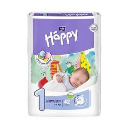 Bella Happy New Born dětské pleny 2-5 kg/42 ks