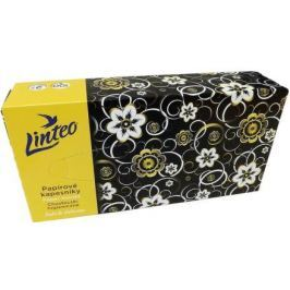 Papírové kapesníky LINTEO 100ks BOX