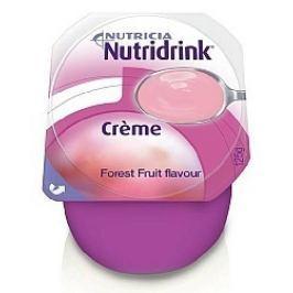 Nutridrink Creme s příchutí lesního ovoce 4x125ml