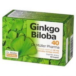 Ginkgo Biloba 40 cps.60 (Dr.Müller)