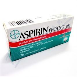 Aspirin Protect 100 por.tbl.ent.28x100mg