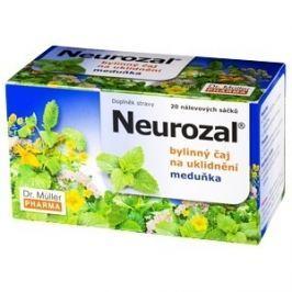 Neurozal bylinný čaj n.s.20x1.5g