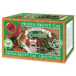 HERBEX Průduškový čaj 20x3g nálev.sáčky