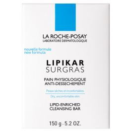 LA ROCHE Lipikar Surgras Physi.mýdlo 150g 7167272