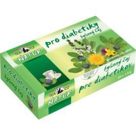 PANDA NATUR Bylinný čaj pro diabetiky 20x1.5g n