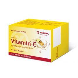 Farmax Vitamin C s postupným uvolňováním 60 tobolek
