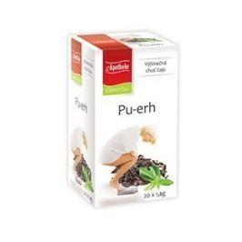 Apotheke Pu-erh čaj 20x1.8g n.s.