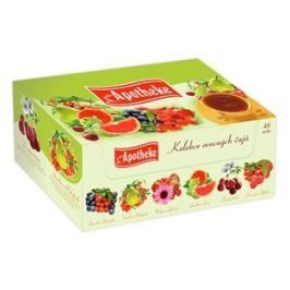 Apotheke Kolekce ovocných čajů 48 n.s.