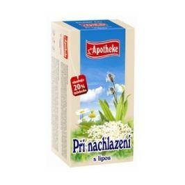 Apotheke Při nachlazení čaj 20x1.5g n.s.