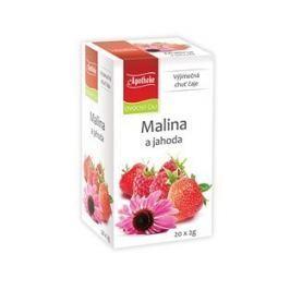 Apotheke Malina + Jahoda s echinaceou čaj 20 x 2g n.s.