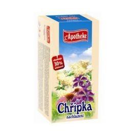 Apotheke Chřipka nachlazení čaj 20x1.5g