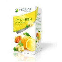 Megafyt Ovocný Lípa s medem a citrónem 20x2g