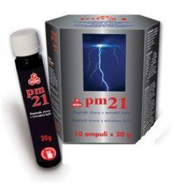 PM 21 pitné ampule 10x20g