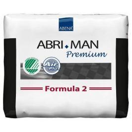 Inkont.vlož.Abri Man Formula 2 pro muže. 14ks