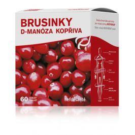 nefdesanté Brusinky D-Manóza Kopřiva tbl. 60