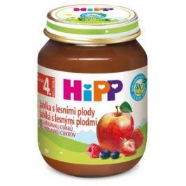 HIPP OVOCE BIO Jablka s lesními plody 125g CZ4203