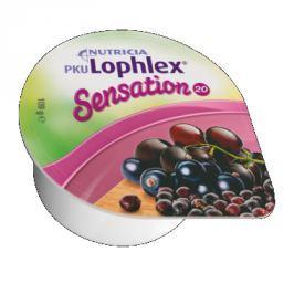 PKU Lophlex sensation mix ovoce por.sol.3x109g