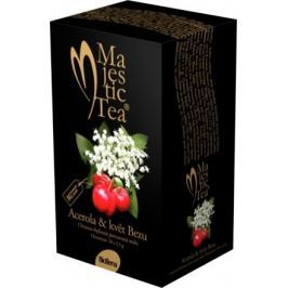 Majestic Tea Acerola+květ Bezu n.s.20x2.5g