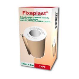 Náplast Fixaplast cívka 10cmx5m 1ks