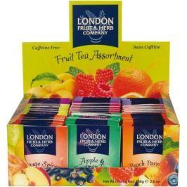 Čaj LFH ovocný display 80 x 2g