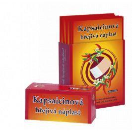 Kapsaicinová hřejivá náplast 12x18cm 50ks prod.box