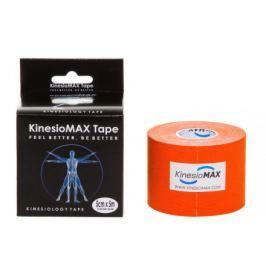Tejp. KinesioMAX kinesio tape oranžová 5cmx5m