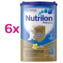 Nutrilon 3 Vanilka 6 x 800g