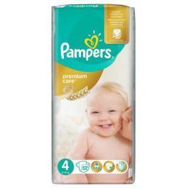PAMPERS Premium Care Maxi 8-14kg dětské pleny 52ks