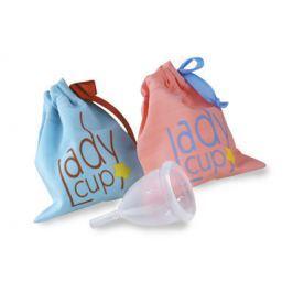 LadyCup S(mall) LUX menstruační kalíšek malý 1ks Menstruační kalíšky