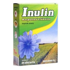 Inulín 25x5g