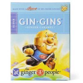 GIN GINS SUPER  zvlášť silné zázvorové bonbony 31g