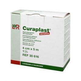 Náplast Curaplast rychloobvaz role 4cm x 5m 1ks