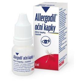 Allergodil oční kapky opht.gtt.sol.1x6ml 0.05%