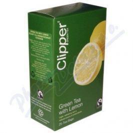 Čaj Clipper green tea with Lemon 25x2g