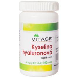 Kyselina hyaluronová Vitage tob.60