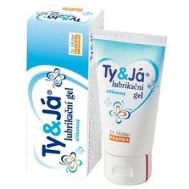 Lubrikační gel Ty a Já silikonový 50ml