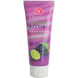 Dermacol Aroma Ritual krém na ruce hroz+limet 100ml